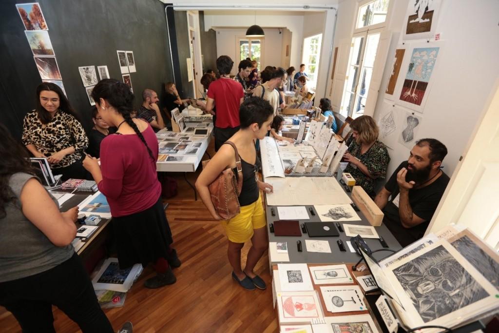 Grande objetivo é divulgar e valorizar a produção independente (Foto Adriano Rosa)