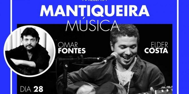 A música da Mantiqueira neste domingo, dia 28 de maio, na Rabeca Cultural