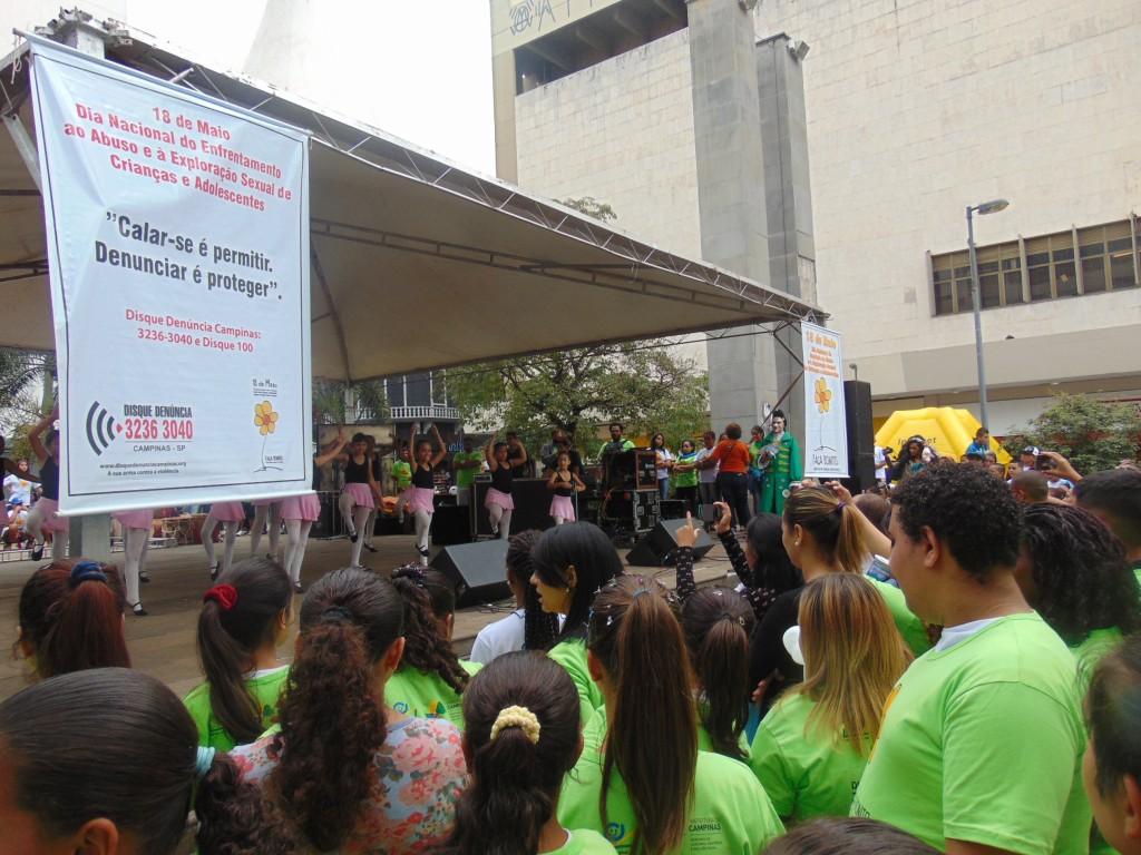 Evento em 2015 reuniu várias organizações públicas e não-governamentais (Foto José Pedro Martins)