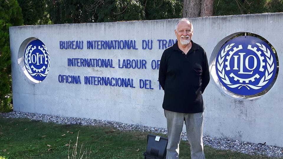 René Mendes, um dos pioneiros nos estudos no Brasil sobre efeitos do amianto na saúde (Foto Arquivo Pessoal)