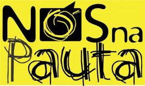 Logotipo do Fórum Nós na Pauta, elaborado por Fabiana Pacola Ius
