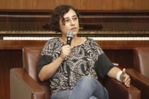Sara Silva, diretora do Campinas.Com.Br (Foto Adriano Rosa)