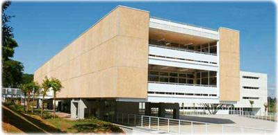 Centro de Ciências da Vida, unidade da PUC-Campinas (Foto PUC-Campinas)