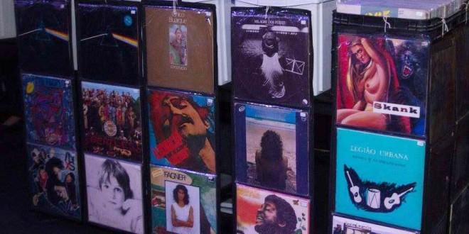 Feira de Discos de Vinil no SESC Campinas tem nova edição dia 15 de junho, dentro do 10º Festival Autorock