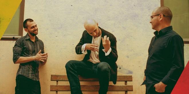 Felipe Coelho Trio neste domingo, dia 25 de junho, na Rabeca Cultural de Campinas