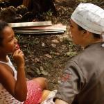Ação da ONG Associação Por 1 Sorriso no Pará, com apoio da Costa Brava na logística (Foto Divulgação)