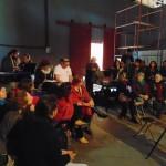 A Sala dos Toninhos, na Estação Cultura, respira a identidade latino-americana (Foto José Pedro Martins)