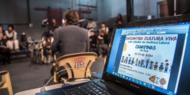Encontro em Campinas consolida visão municipalista da Cultura Viva Comunitária