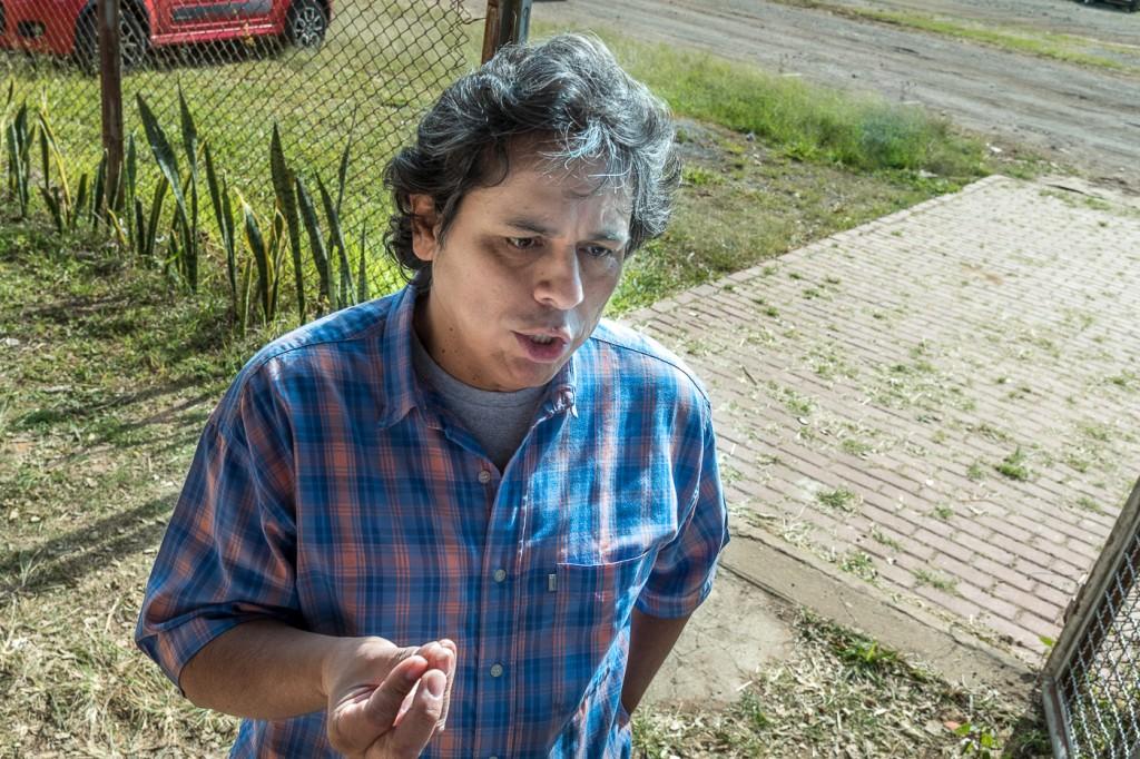 Jairo Castrillón: Cultura Viva e identidade latino-americana (Foto Martinho Caires)