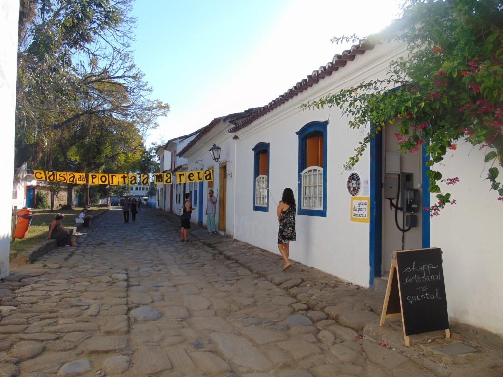 Casa da Porta Amarela: a Flip aberta à inovação (Foto José Pedro Martins)