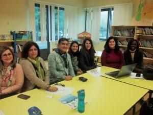 Equipe da Novo Encanto e do Ecomuseu de Maranguape que organizou atividades deste ano (Foto Divulgação)