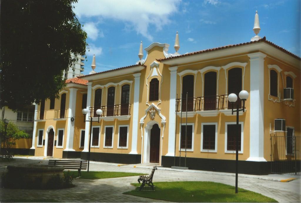 Instituto Estadual Carlos Gomes: uma das marcas do legado artístico do maestro em Belém (Foto Acervo Jorge Alves de Lima)