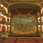 Theatro da Paz: o palco máximo da obra de Carlos Gomes em Belém, simbolizando sua música no Brasil e no mundo (Foto Acervo Jorge Alves de Lima)
