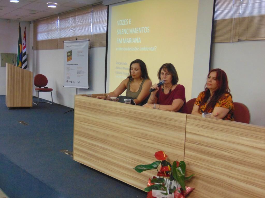 Graça Caldas comenta o desafio que foi coordenar uma obra coletiva e multidisciplinar (Foto José Pedro Martins)