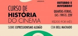 """O """"sumo da noite"""" do Expressionismo Alemão em novo ciclo do Curso de História do Cinema na Rabeca Cultural"""