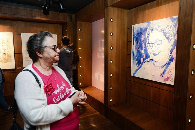 Exposição pode ser visitada até o dia 18 de outubro (Foto Fernanda Sunega/Prefeitura de Campinas)