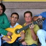 Quarteto de Cordas Vocais é a atração do Samba da Vila no dia 8 de outubro (Foto Divulgação)