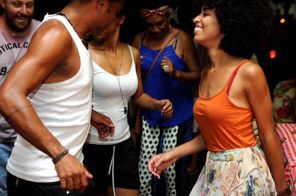 Alegria, a síntese do Samba no Maneco (Foto  Sabrina Sanfelice/Divulgação)