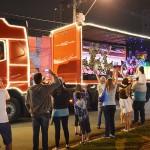 Caravana de Natal mais uma vez nas ruas de Campinas (Foto Divulgação)