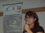 Teomary Alves, coordenadora da Rede Crer Ser, que une escolas no Cristo-Rangel em João Pessoa (Foto Adriano Rosa)