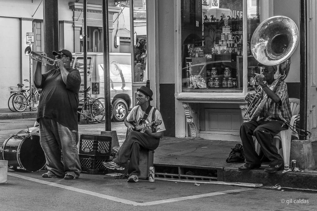 Gil Caldas_Bourbon Street - New Orleans-EUA
