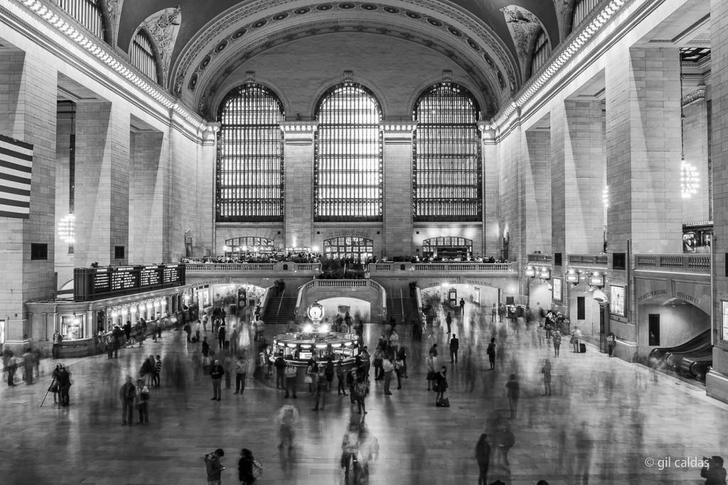 Gil Caldas_Grand Central Terminal - N. York-EUA