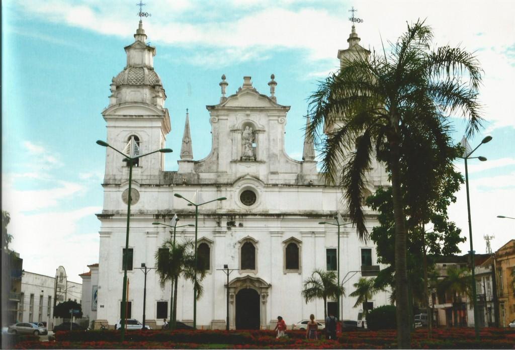 Catedral de Belém, Patrimônio Histórico e Artístico Nacional desde 1941 (Acervo Jorge Alves de Lima)