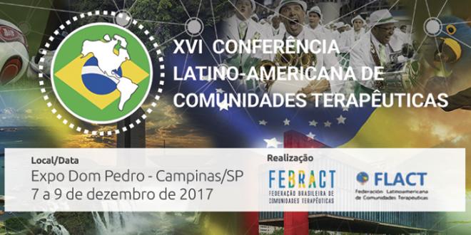 Campinas sedia Conferência Latino-Americana de Comunidades Terapêuticas
