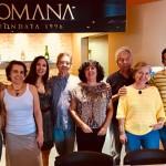 Equipe da Agência Social de Notícias com parte do time de colaboradores da plataforma de blogs da ASN