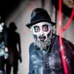 Esperando Godot, um dos clássicos contemporâneos, no dia 24, 19 horas, no Teatro Castro Mendes (Foto Bob Sousa/Divulgação)