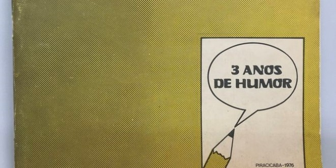 AHA lança campanha para reimpressão do primeiro catálogo do Salão Internacional de Humor de Piracicaba