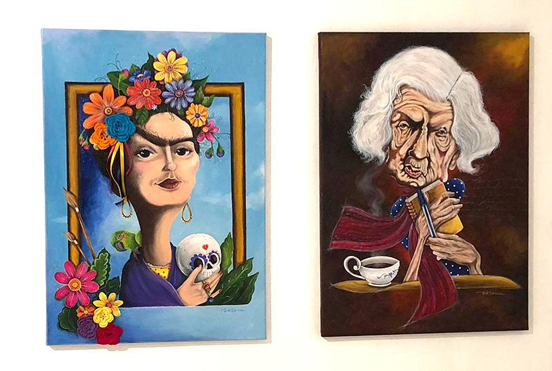 Obras de Lili Detoni
