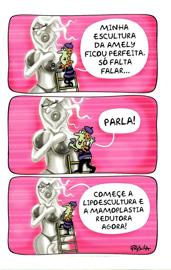 Obra de Pryscila Vieira