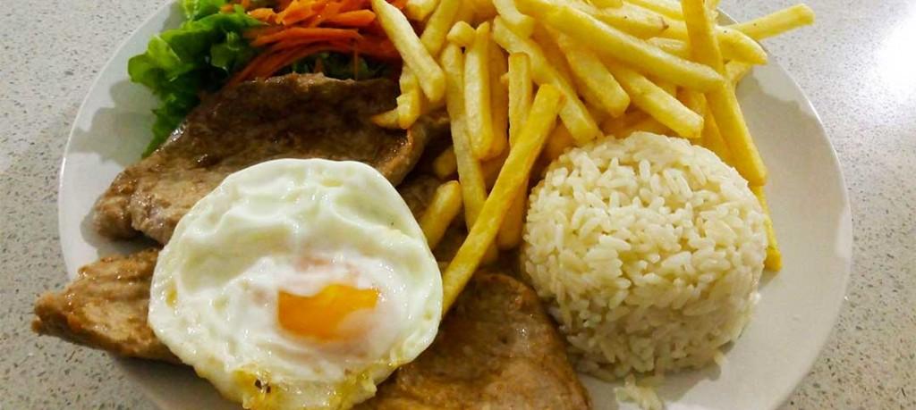 Bitoque: prato muito bem servido (Foto Divulgação)