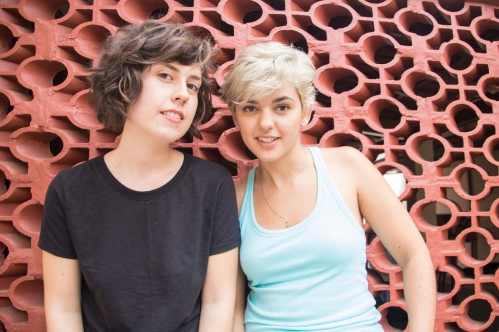 Lilian Walker e Ludmila Porto coordenadoras da Residência SUB e idealizadoras da Casa Mista | Crédito: Divulgação