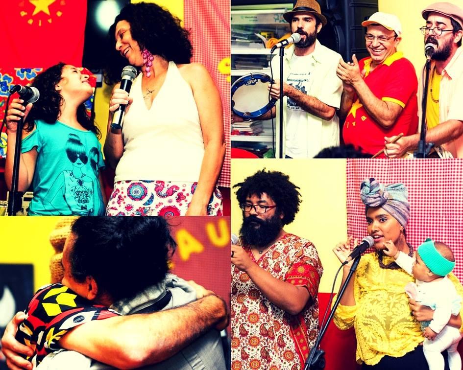 Sarau da Dalva: confluência de almas boas (Fotos Sabrina Sanfelice)
