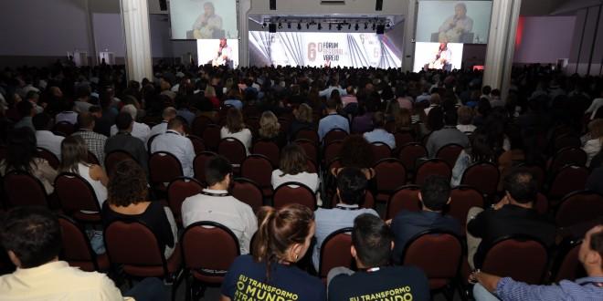 Fórum do Varejo discute cuidado com as pessoas, em plena revolução tecnológica