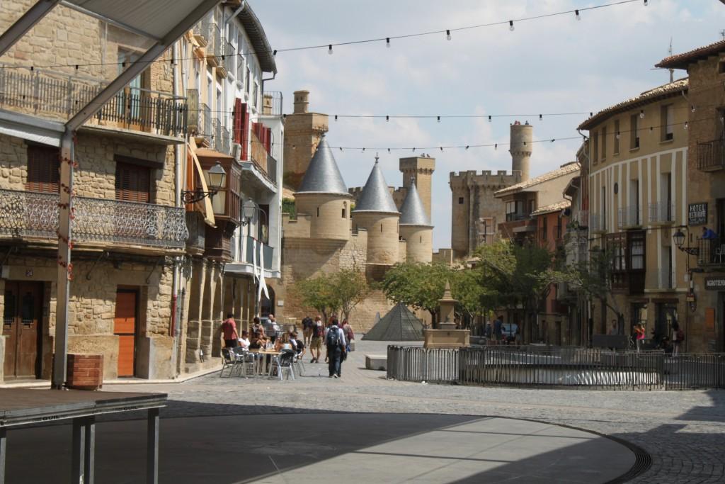 O mais prazeroso de estar em Pamplona é não ter um roteiro pré-estabelecido (Foto Eduardo Gregori)