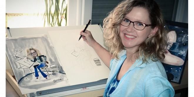 A artista visual Synnöve Hilkner é a nova colunista da Agência Social de Notícias