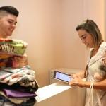 """Campanha """"Desapega e Leva"""" no Galleria Shopping, em Campinas, vai até domingo (8/04) Foto: Divulgação/Tatiana Ferro"""