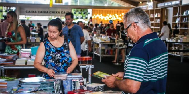 Fliaraxá de 2018 lembra Guimarães Rosa e abre novas fronteiras para a literatura
