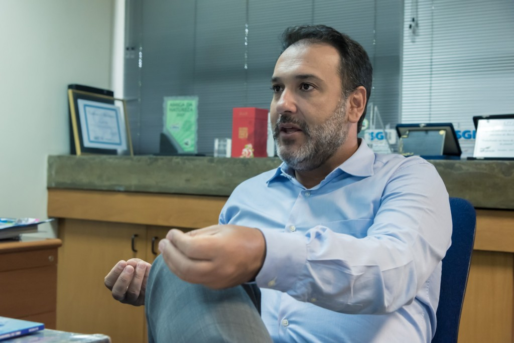 Rodolfo Sirol: seleção para Índice de Sustentabilidade Empresarial é um dos claros sinais de compromisso da CPFL Energia com transição para economia de baixo carbono (Foto Martinho Caires)