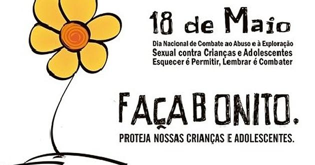 Poemas pelo Dia Nacional de Combate ao Abuso e à Exploração Sexual de Crianças e Adolescentes