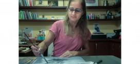 As Múltiplas Linguagens de Lícia Chaves na Galeria Virtual ASN