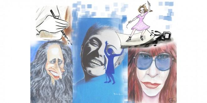 Elas Por Elas – Mulheres Brasileiras pelas Desenhistas do Brasil