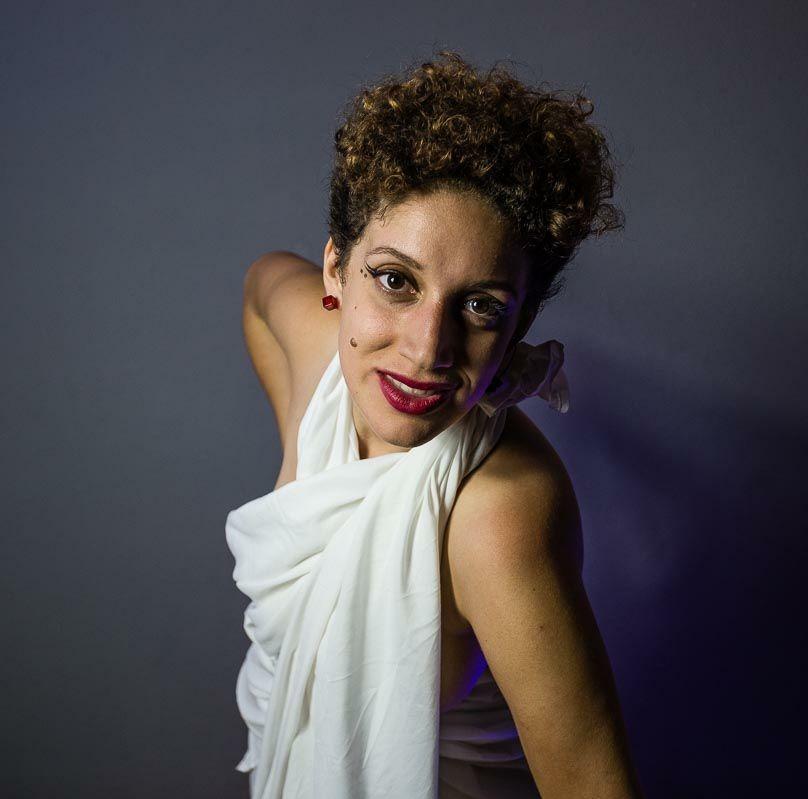 Luiza Romão (Foto Sergio Silva - Divulgação)