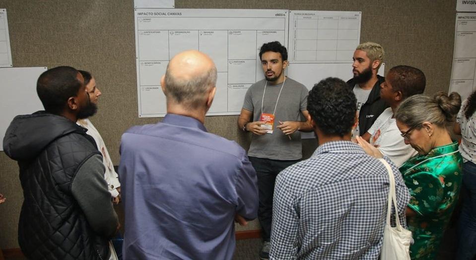 Participantes recebem orientações (Foto Divulgação Ekloos)