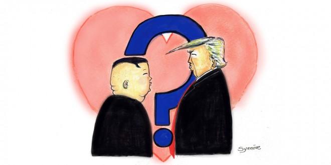 Trump e Kim – um caso de amor? Por Synnöve Hilkner