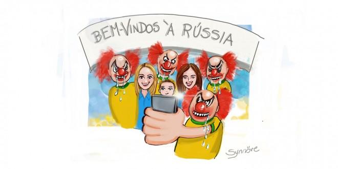 Brasileiros na Rússia – A minoria que nos envergonha, por Synnöve Hilkner