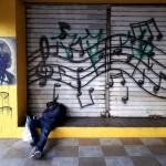"""Todo ser humano, como membro da sociedade, tem direito à segurança social"""", diz o Artigo 22 da Declaração Universal dos Direitos Humanos"""" (Foto Adriano Rosa)"""